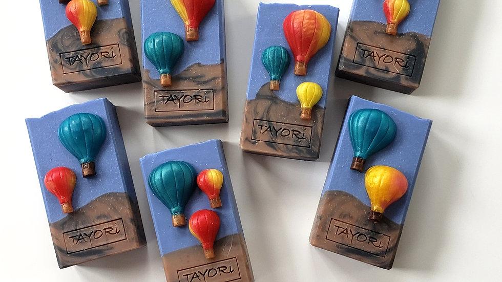 Balloon Fiesta Bar Soap | Size options