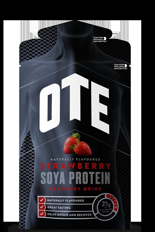 OTE Soya Protein Drink Sachet Box 14