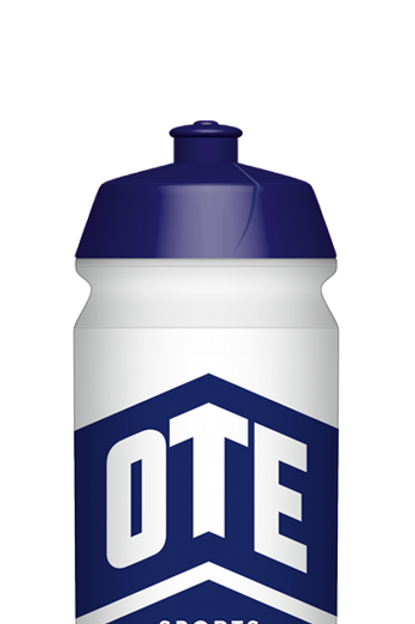 OTE Clear Blue Drinks Bottle 500ml
