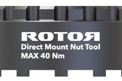 ROTOR 2INpower INpower & Direct Mount 30mm Crank lock ring tool