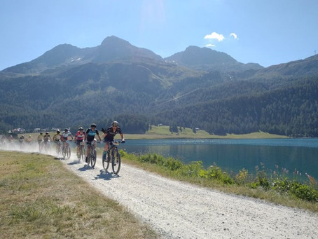 Engadin Bike Giro – When reality is as good as the holiday brochure