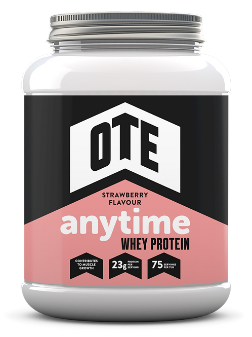 OTE Anytime Whey Protein