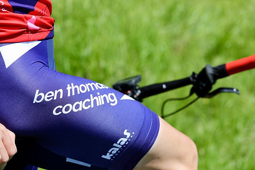 Bibshorts Mens - Ben Thomas Coaching Club