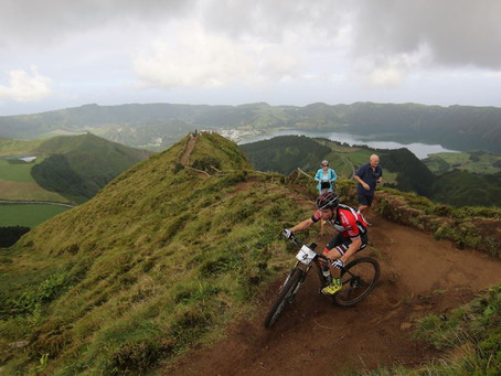 Spectacular Racing In the Azores