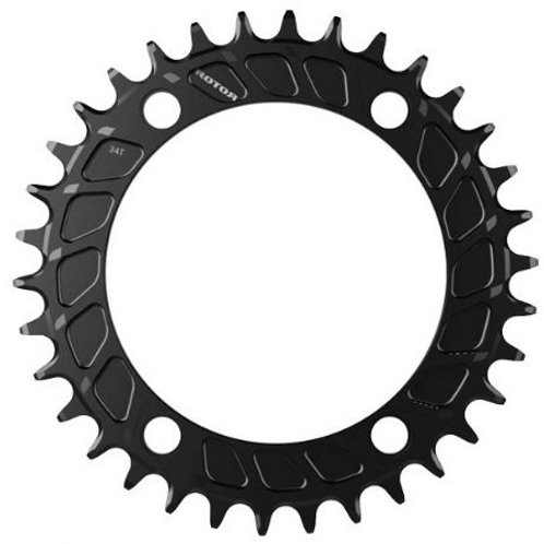 Rotor Q Ring INspider 110x4 Round Chainring