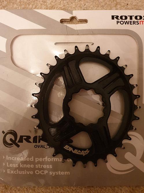 Rotor Rex Direct Mount Q Ring 32t QX1 ex team