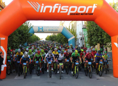 Party time at Ruta Paterna BTT