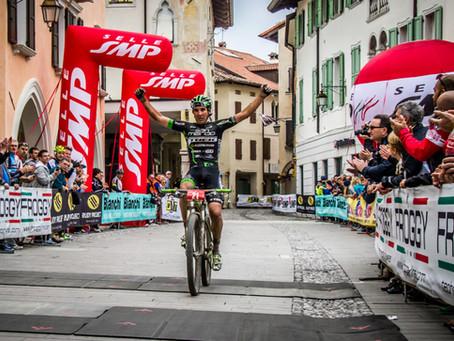UCI MTB Marathon Series Tiliment Bike Italy