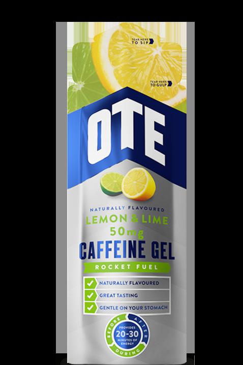 OTE Caffeine Gels Box 20