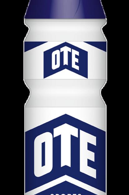 OTE Clear Blue Drinks Bottle 750ml