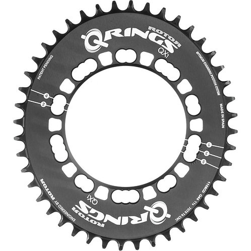 Rotor QX1 / QCX1 Narrow Wide Chainring