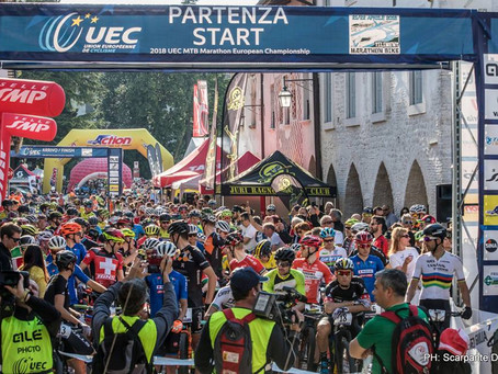 Scorching European Championships in Italy