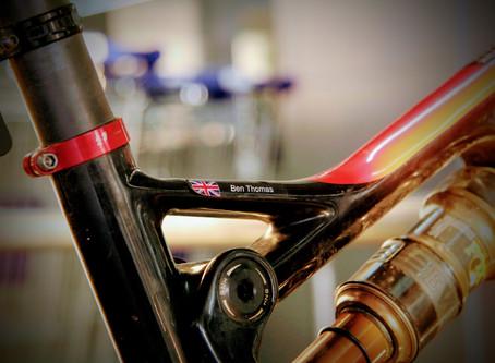 Bikes of Andalucia Bike Race - My Simplon Cirex