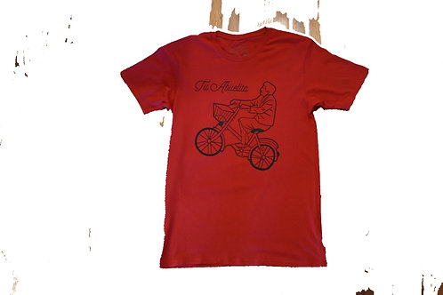 Tu Abuelita ( Red&Black) T-shirts