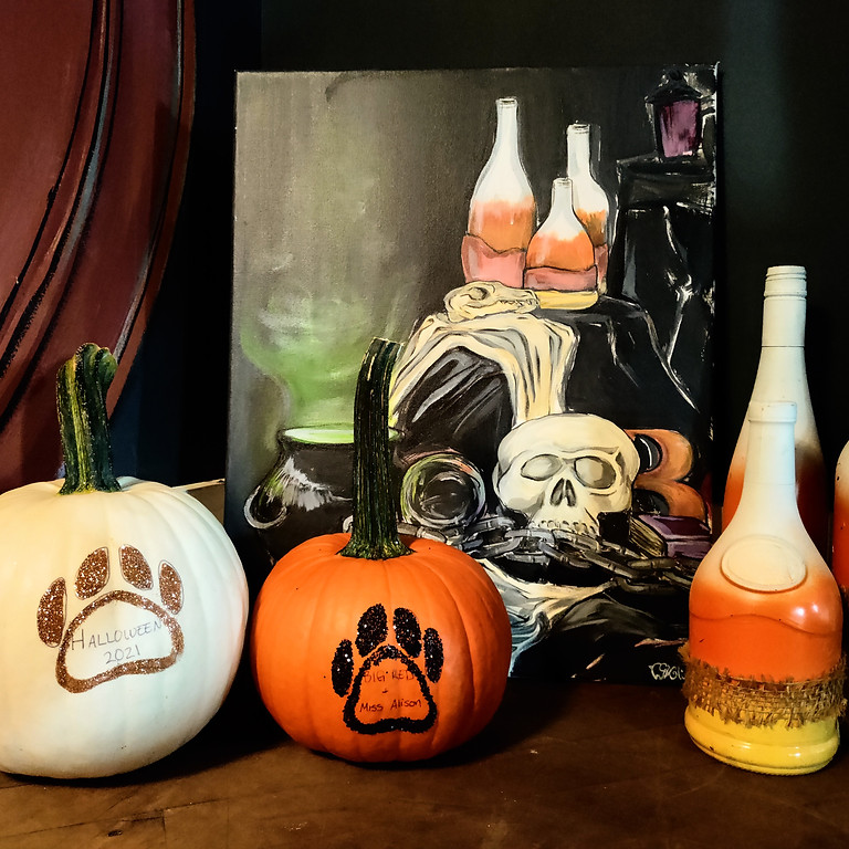 Pumpkin Hunt Registration