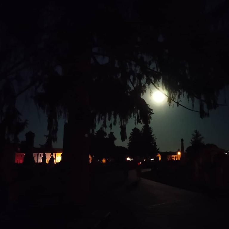 Community Halloween Ghost Walk w/ Chris Vera and Rick Fisher 7PM Sign-Ups
