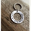 Thumbnail: Washer Dog Tag in Aluminum - 1""