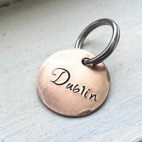 Custom Halter Tag - Design Your Own
