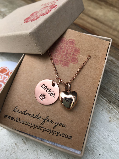 Customize your Memorial Jewelry - Add On Disc