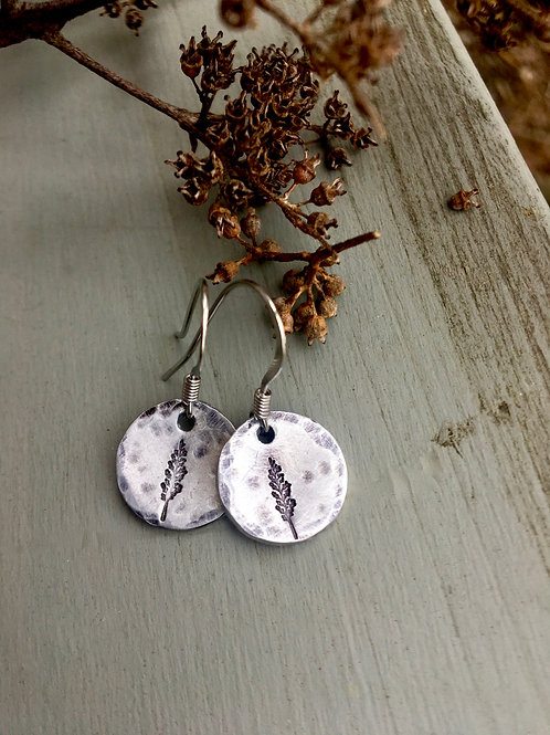 Willow Tree Earrings - Gardener Gift Earrings