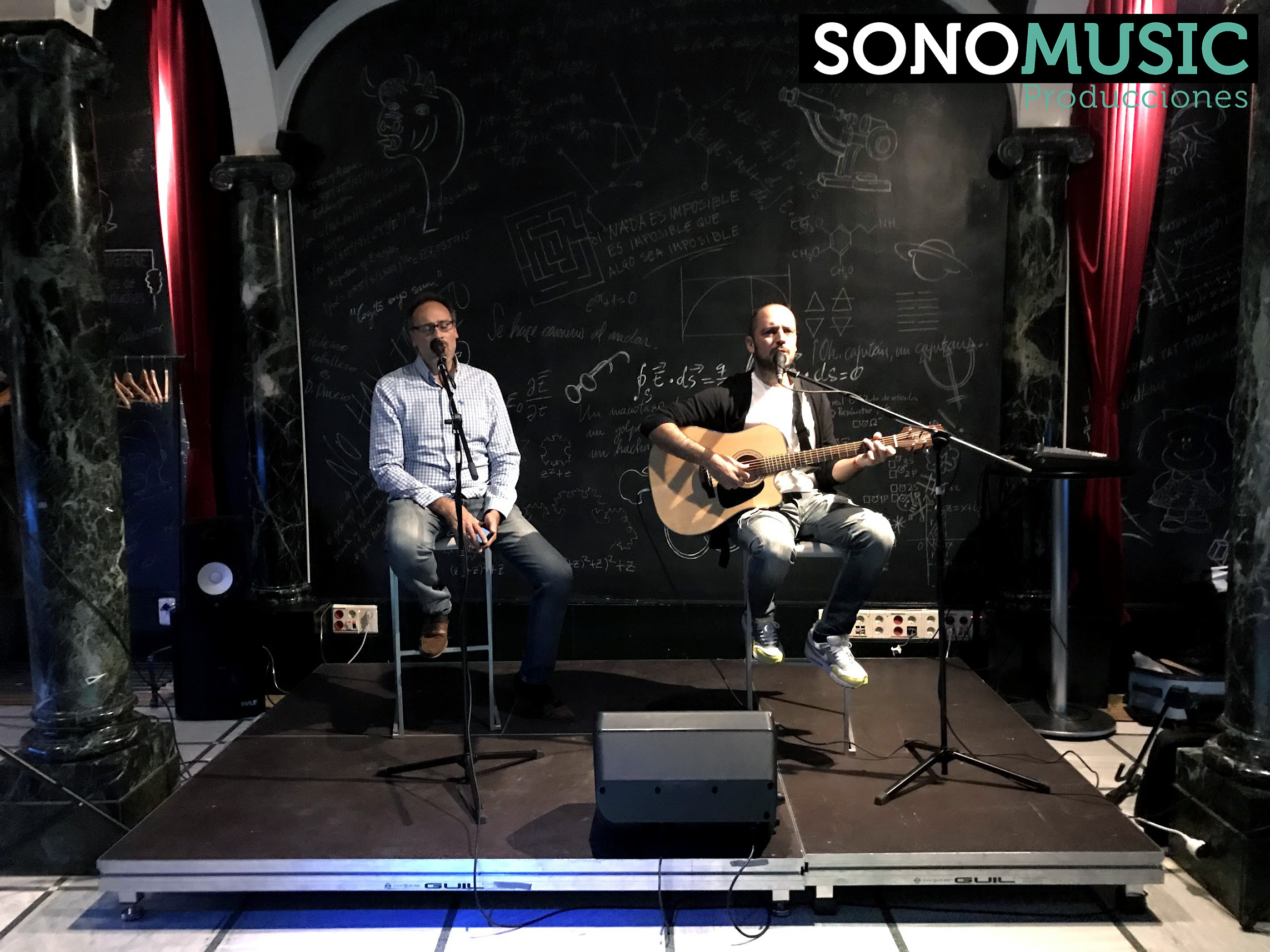 Presentación musical - Madrid