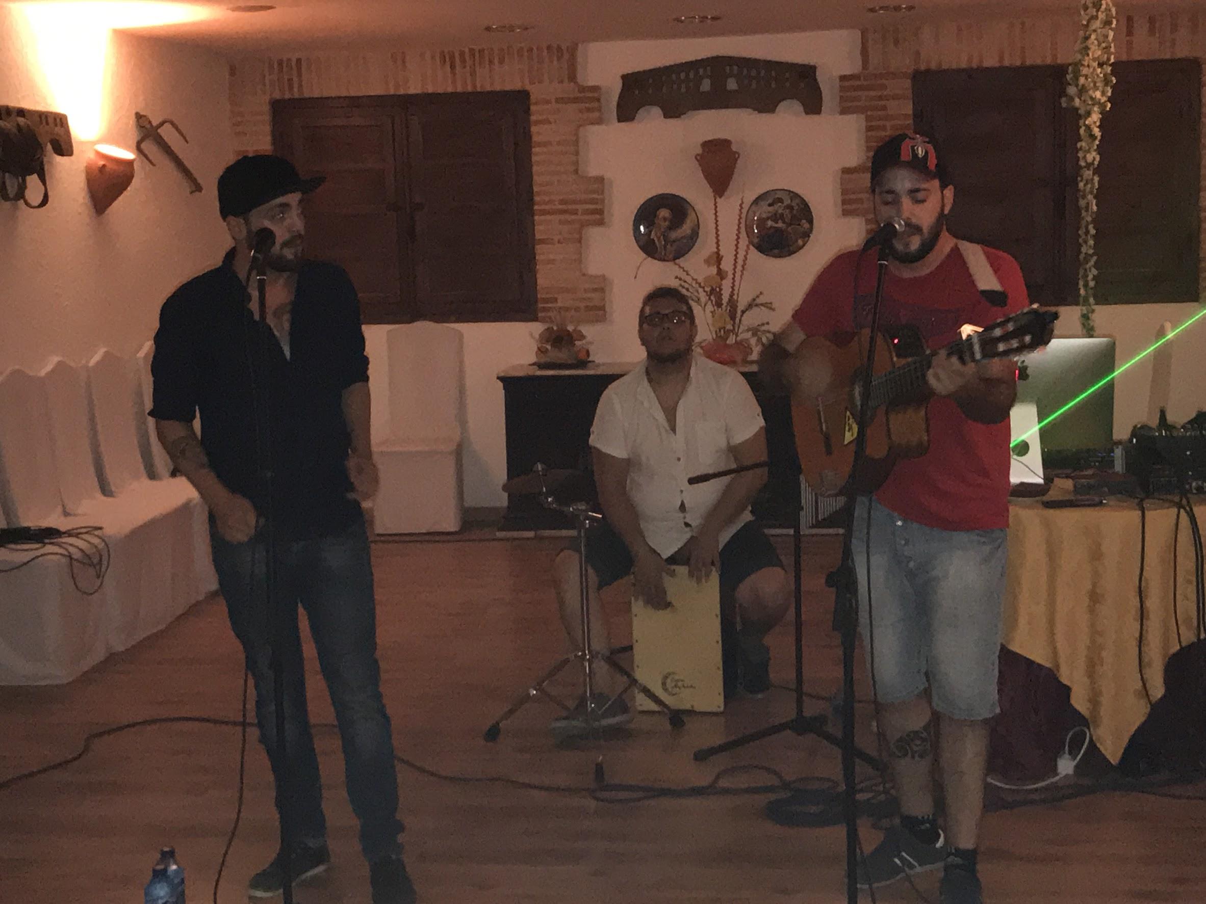 Presentación - Rumba Brothers