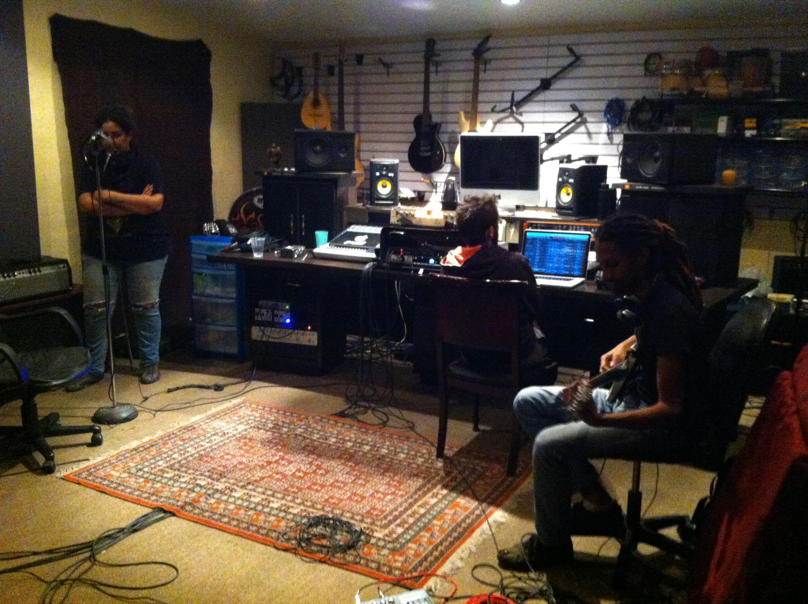 Estudio de grabación y producción