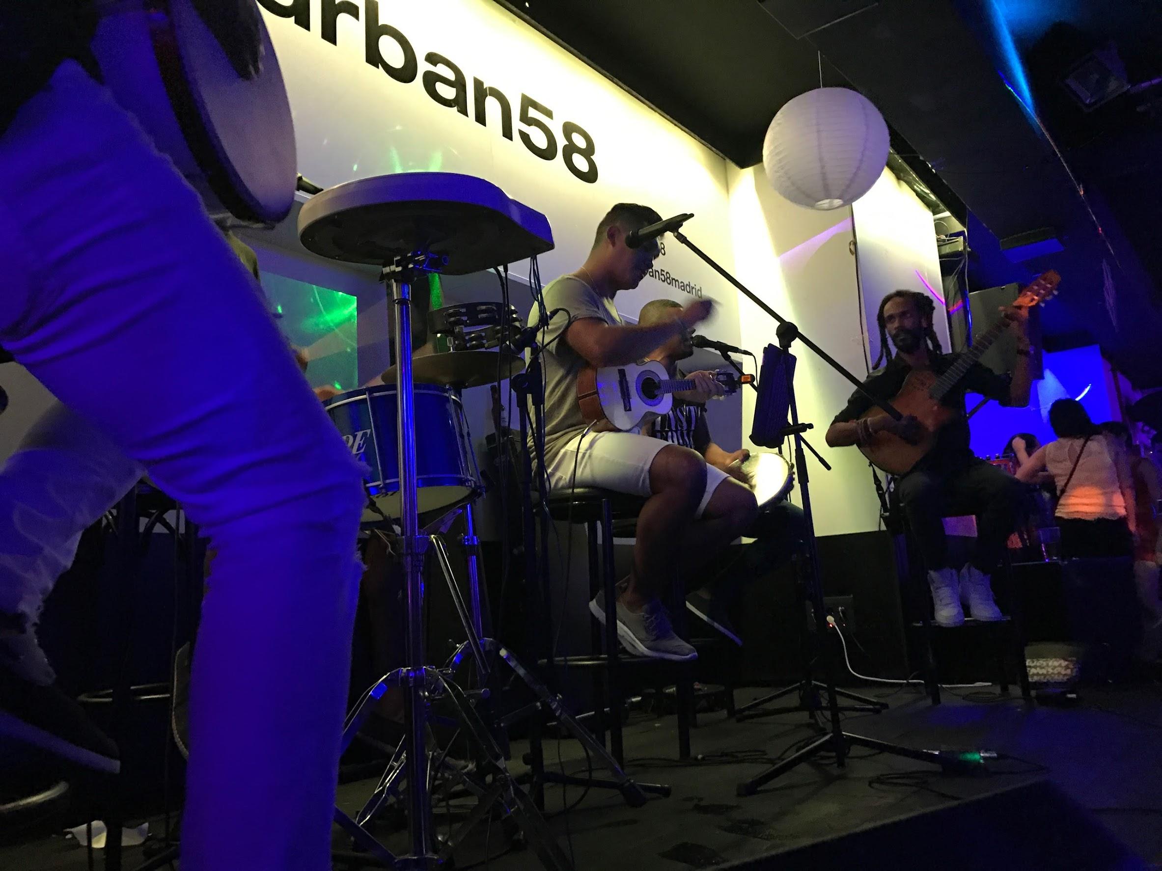 Presentación - Samba Madrid