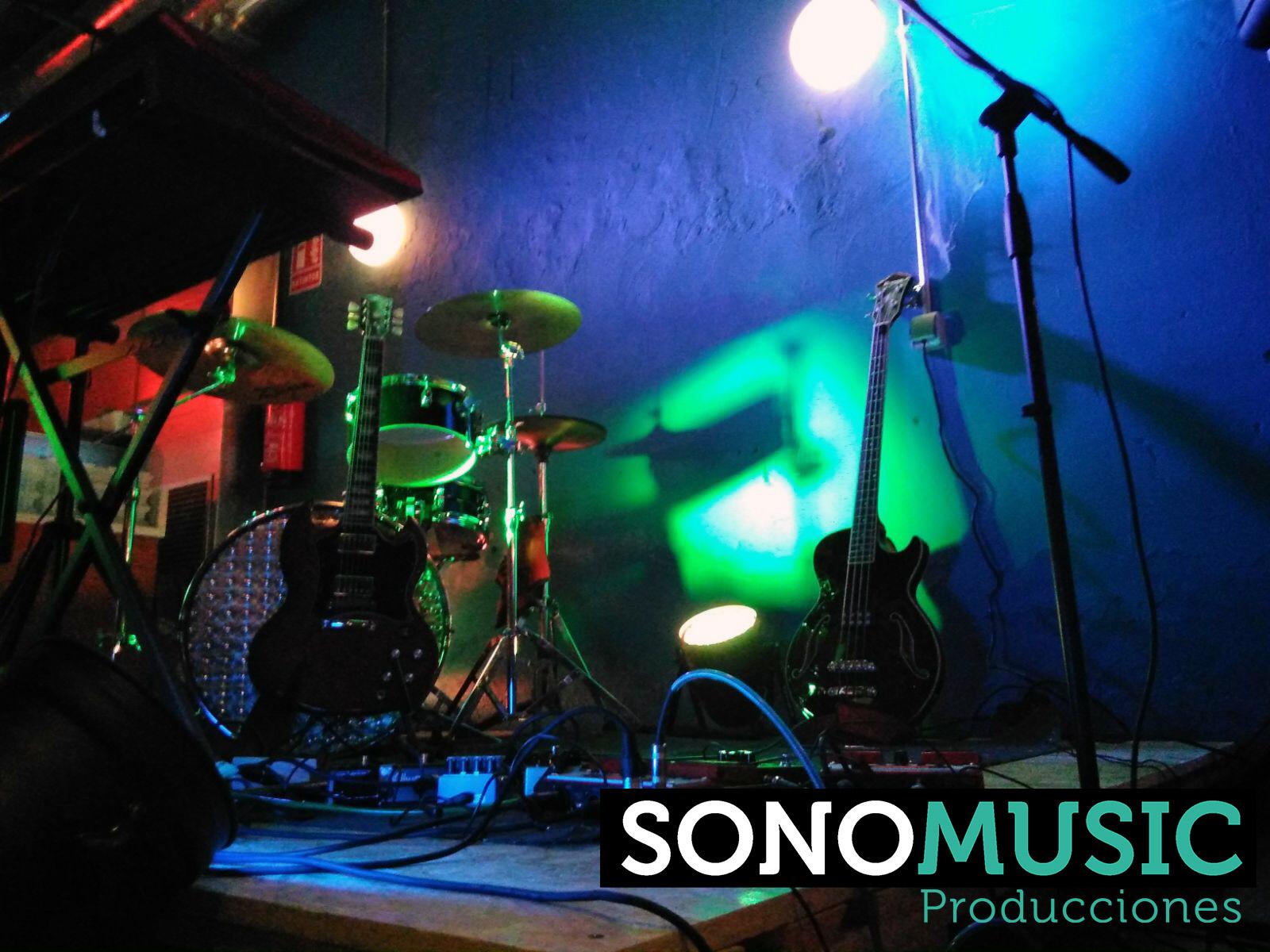 Presentación musical - Barcelona