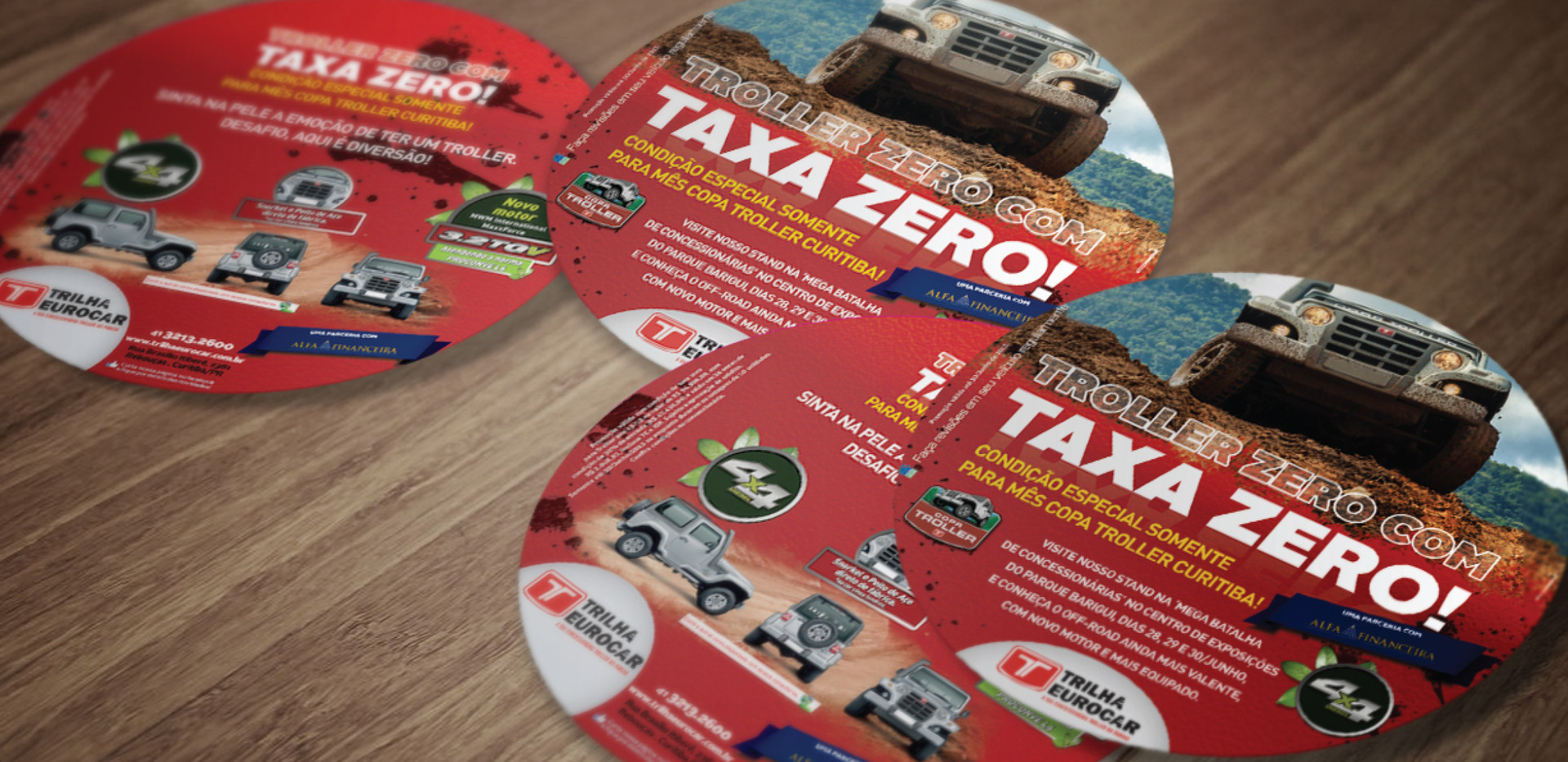 Flyer Evento Taxa Zero