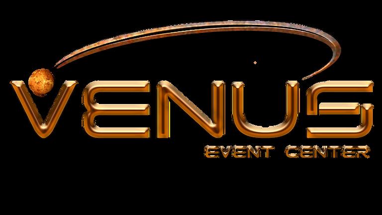 Logo Venus Event Center
