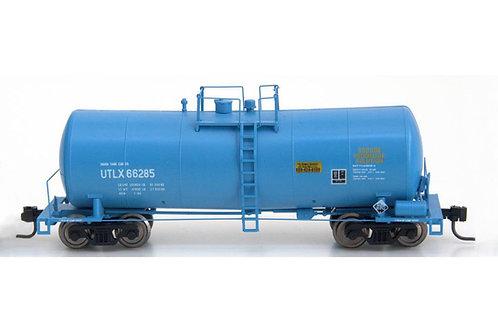 Zeuke FunnelFlow Tank Car - Blue UTLX 66285