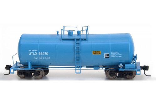 Zeuke FunnelFlow Tank Car - Blue UTLX 66370