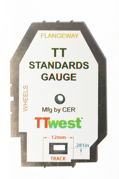 CER TT-scale Standards Gauge