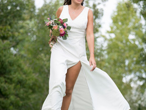 Quelle tenue choisir pour votre Wedding Day ?