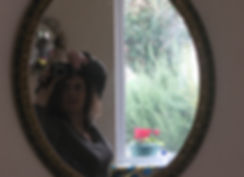 Céline Siani Djiakoua self-portrait photography art contemporary autobiography diary introspection feminism identity image mirror stereotypes camera gaze self body woman feminity