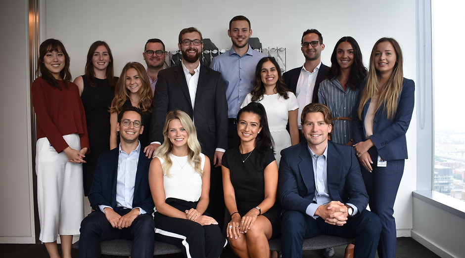 2019-2020 Articling Students Group Shot.