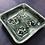 Thumbnail: Fox footprint pin dish