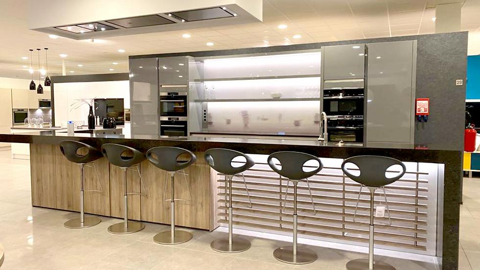 Moderne keuken | DSM Roeselare
