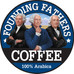 Nick partners with Founding Fathers Coffee, 50% of Profits go to military families