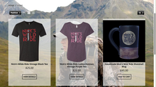 NWR ONLINE STORE IS LIVE!