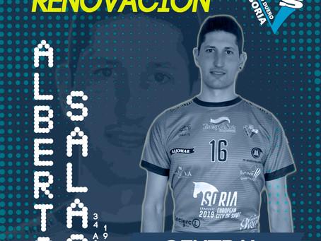 Compromiso y talento. Alberto Salas