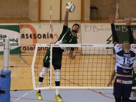 Una Superliga de voleibol con protagonismo soriano y celeste