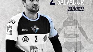 Manu Salvador, celeste por noveno año consecutivo