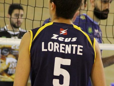 Lucas Lorente ya es una realidad