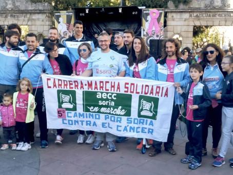 Soria contra el cancer