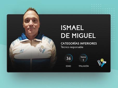 Ismael de Miguel dirigirá las categorías base del Río Duero