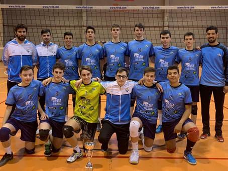 Río Duero Campeón de Castilla y León cadete y juvenil