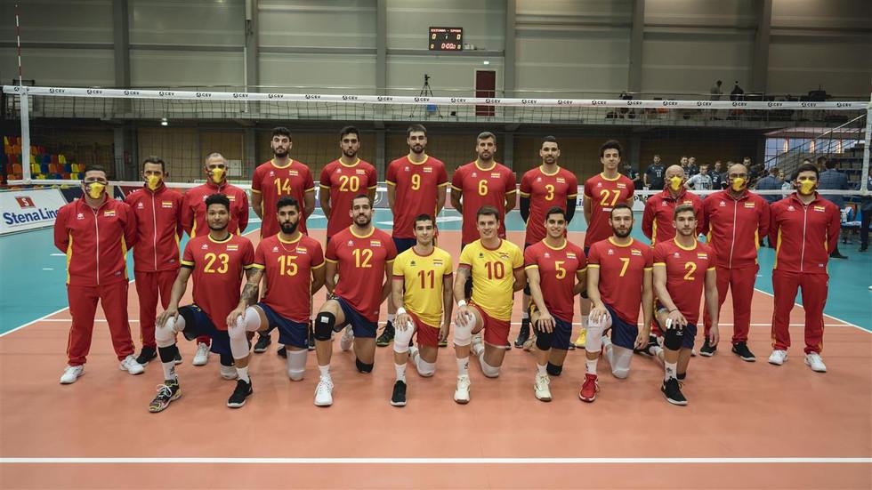 Finaliza la Golden League para el equipo español de voleibol
