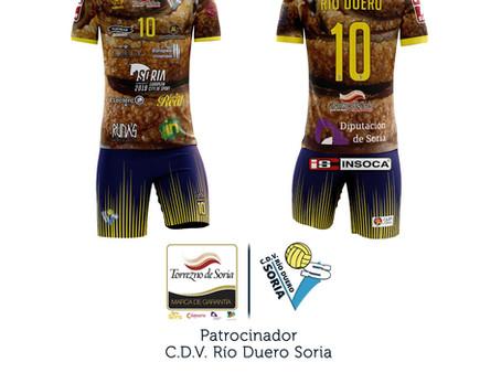 """Presentada la camiseta """"Torrezno"""" para los líberos"""